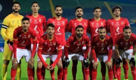 التشكيل المتوقع للنادي الأهلي أمام  بيراميدز في الدوري المصري