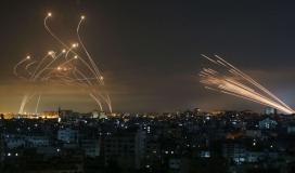 قصف مستوطنات الاحتلال.