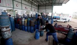 مالية غزة تعلن عن أسعار المحروقات والغاز لشهر 9-2021
