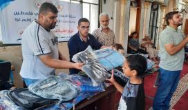 الجهاد الاسلامي توزع حقائب مدرسية  4.jpeg