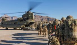 انسحاب الجيش الامريكي من أفغانستان
