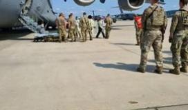 بالصور: أفغانية تلد طفلة على متن طائرة عسكرية أمريكية