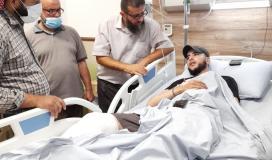 الجهاد الإسلامي تزور الجرحى (2).jpg