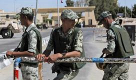 وفد من القوات الدولية يزور معبر رفح بين مصر وغزة
