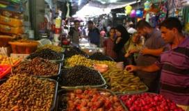 سوق الزاوية غزة