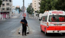 وفاة طفلة أثر صدمها مركبة في محافظة رفح جنوب القطاع
