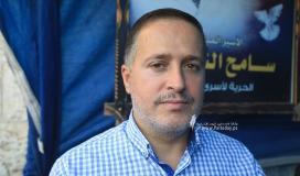 طارق عز الدين المتحدث باسم حركة الجهاد الاسلامي بالضفة المحتلة  (1).JPG