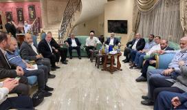 المكتب السياسي لحركة حماس يصل القاهرة