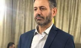 """ممثل """"حركة الجهاد الإسلامي"""" في لبنان إحسان عطايا"""