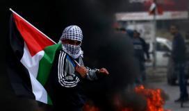 مواجهات بين شبان وجنود الاحتلال 1