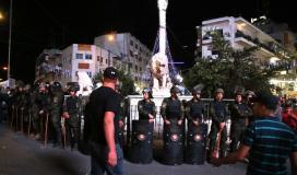العفو الدولية: السلطة في الضفة شنت حملة قمع مروعة لقمع الاحتجاجات السلمية