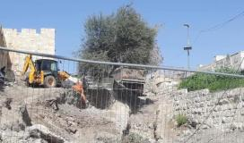 مقبرة الشهداء في القدس