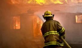 """اندلاع حريق كبير قرب مصنع حربي """"إسرائيلي"""" في حيفا المحتلة"""