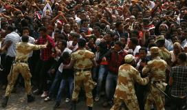 هجوم مسلح في اثيوبيا
