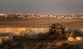 استهداف الحدود -الاحتلال
