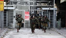 قوات الاحتلالاندلاع مواجهات مع قوات الاحتلال في نابلس
