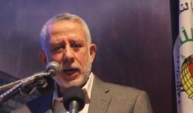 محمد الهندي عضو المكتب السياسي لحركة الجهاد الاسلامي