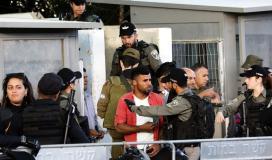 حواجز إسرائيلية (1) 
