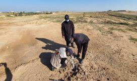 بلدية غزة تدين قصف الاحتلال لخط المياه الرئيس المغذي للمدينة
