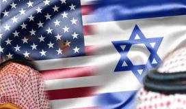 اجتماع سري بين امريكا واسرائيل والامارات