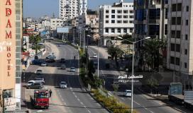 عودة الحياة الطبيعية في قطاع غزة بعد قرار منع التجول (21)