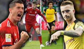 موعد مباراة بايرن ميونخ وبروسيا دورتموند في كأس السوبر الألماني 20191