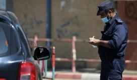 شرطة-المرور-كمامة