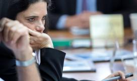 وزيرة القضاء الإسرائيلي ايليت شاكيد