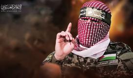 الناطق باسم كتائب القسام أبو عبيدة