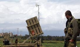"""""""سمح بالنشر"""".. جيش الاحتلال ينشر القبلة الحديدية في إيلات"""