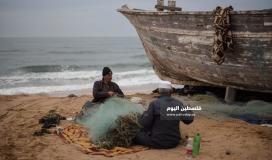 السماح للصيادين بغزة بمزاولة مهنة الصيد غدًا الجمعة والسبت