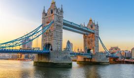 جسر البرج و نهر التايمز، لندن
