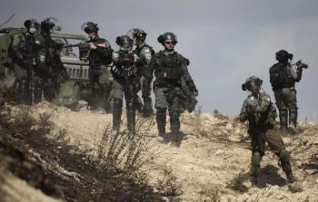 قوات الاحتلال في الضفة المحتلة