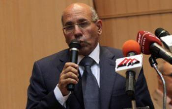 صلاح هلال وزير الزراعة السابق