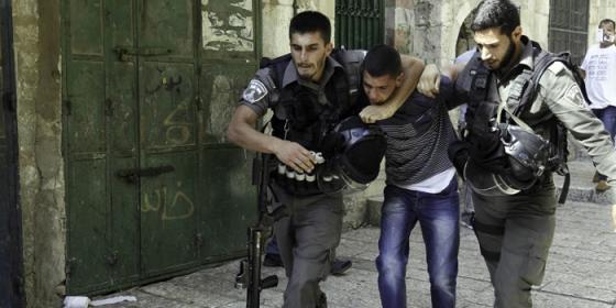 قوات الاحتلال تعتقل شاب في جنين وتقتاده إلى جهة غير معلومة