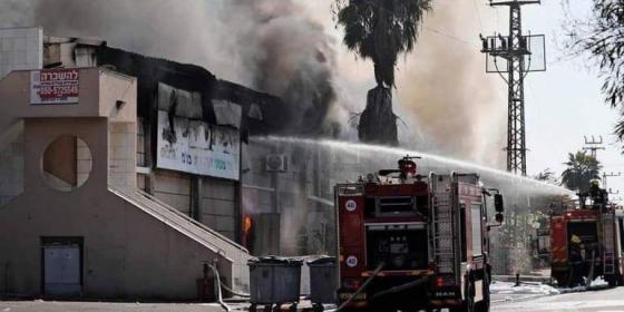 """الأعلام العبري يكشف: إصابة سكان مدينة """"عسقلان"""" بالاختناق في العدوان الأخير على غزة"""