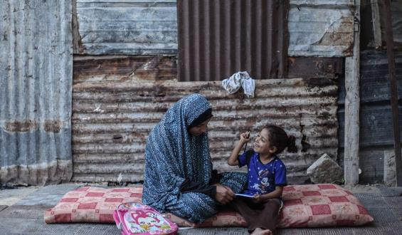 في 'يوم التعليم الدولي ' واقع التعليم في قطاع غزة في ظل أزمة كورونا