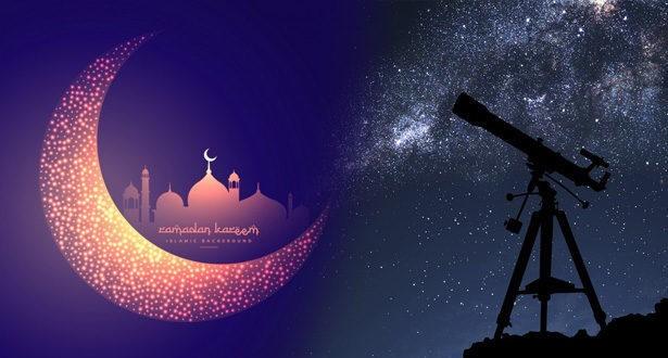 موعد موعد رؤية هلال شهر رمضان 2021 1442 في انحاء العالم فلسطين اليوم